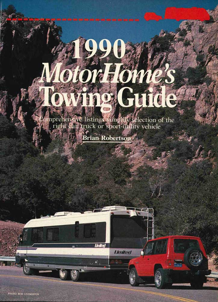 downloadable dinghy towing guides motorhome magazine rh motorhome com 2014 rv dinghy towing guide 2013 motorhome dinghy towing guide