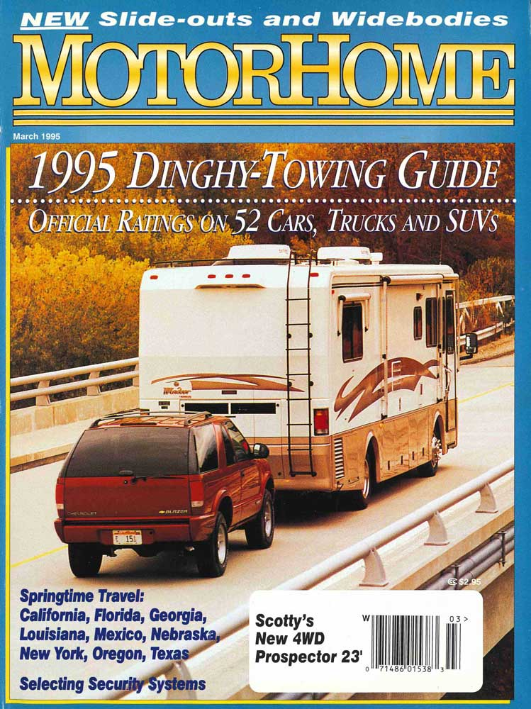 downloadable dinghy towing guides motorhome magazine rh motorhome com Blue Ox Tow Systems Blue Ox Towing RV