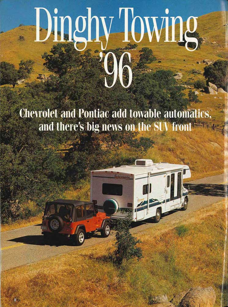 downloadable dinghy towing guides motorhome magazine rh motorhome com 2014 Dinghy Towing Guide 2014 rv dinghy towing guide