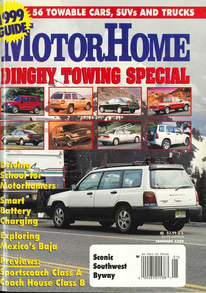 downloadable dinghy towing guides motorhome magazine rh motorhome com Flat Towable Vehicles List 2012 Dinghy Towing Guide